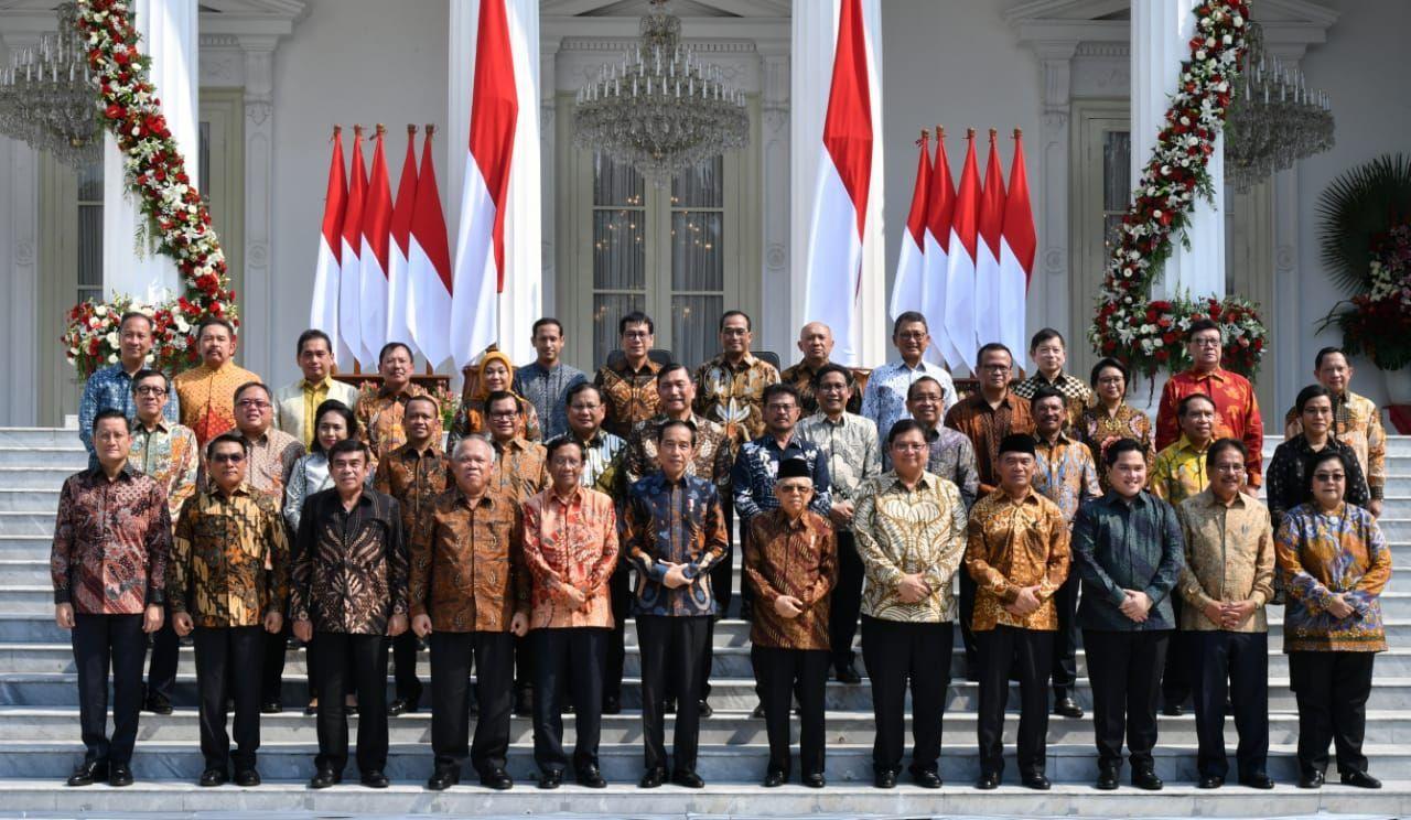 Menteri-menteri Kabinet Jokowi, menteri jokowi,