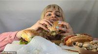 Mukbang Burger hingga Pizza, YouTuber Ini Klaim Gangguan Makannya Sembuh