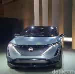 Mobil Listrik Nissan Ariya Debut Bulan Depan