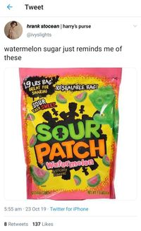 Harry Styles Bikin Cuitan 'Watermelon Sugar', Apa Artinya?