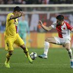 Perlawanan Slavia Praha Beri Barcelona Pelajaran Penting
