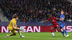 Liverpool Memimpin 1-0 atas Genk di Babak Pertama