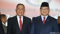 Canda Menhan Prabowo: Ryamizard Tahu Semua Rahasia Saya, Jangan Dibuka, Pak