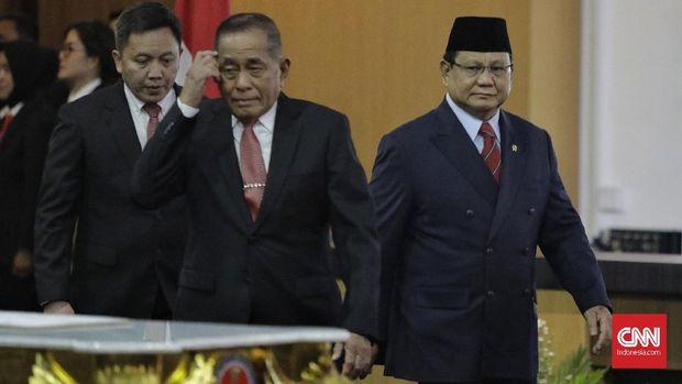 Dubes soal Prabowo ke AS: HAM Jadi Fondasi Utama