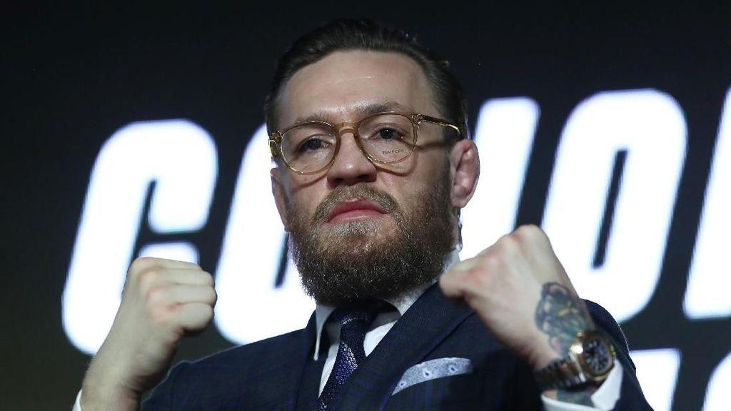 Pengumuman! Conor McGregor Kembali Naik Oktagon Bulan Januari