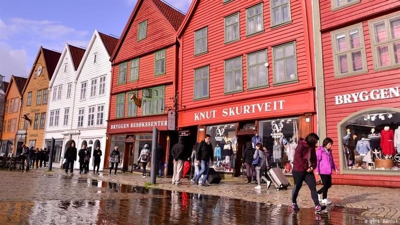 Norwegia di Peringkat Teratas Sebagai Negeri Terbaik Bagi Perempuan