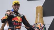 Brad Binder Gantikan Johann Zarco di KTM Mulai MotoGP 2020