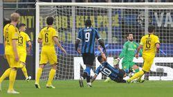 Turun Minum, Inter Ungguli Dortmund 1-0