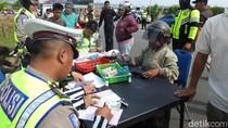 Hari Pertama Operasi Zebra di Kepri, 109 Kendaraan Ditilang