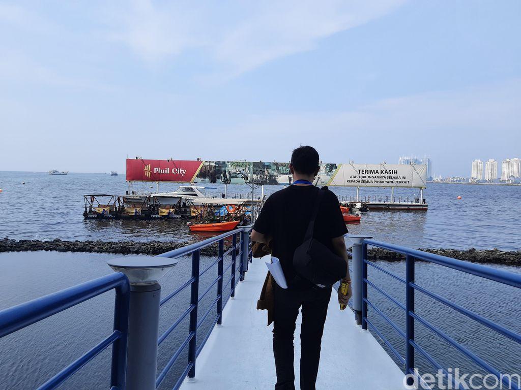Kali ini detikINET menjalani media trip ke Jakarta Phinisi bersama Samsung sambil menjajal kemampuan kamera Galaxy M30s. Foto: Aisyah Kamaliah/detikINET