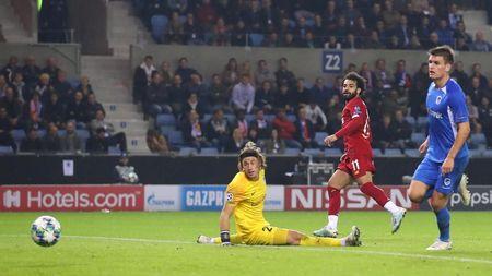 Genk Vs Liverpool: Dominan, Si Merah Menang 4-1