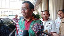 Mahfud Md Siap Sorongkan Kuping untuk Dijewer Amien Rais