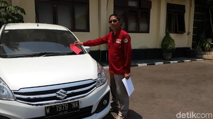 Motor korban yang hendak dijual pelaku (Foto: Muhajir Arifin)