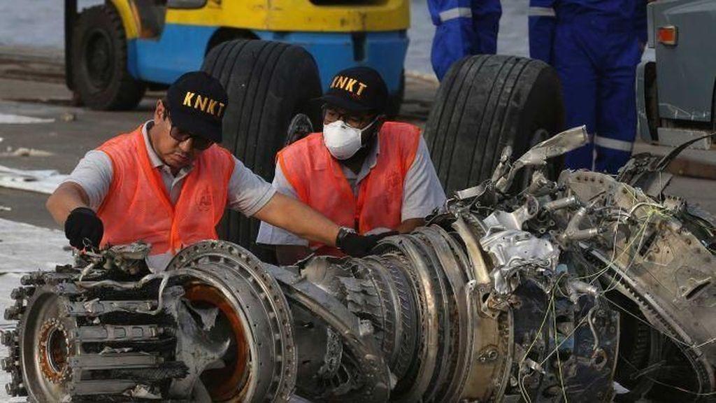 Kata Menhub Soal Hasil Akhir Investigasi Kecelakaan Lion Air
