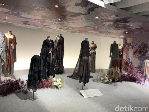 Ria Miranda gelar pameran 10 tahun berkarya.