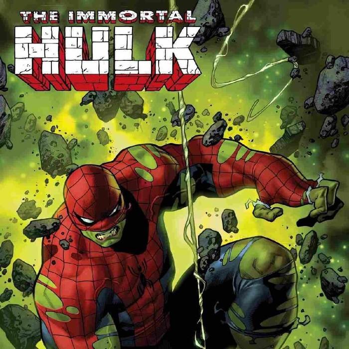 Komik Marvel The Immortal Hulk