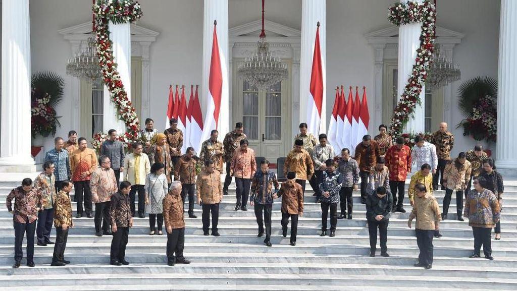 Jokowi Ancam Copot Menteri, KSP Dinilai Bisa Ikut Evaluasi