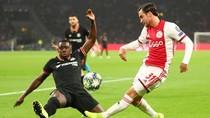 Ajax vs Chelsea Imbang 0-0 di Babak Pertama