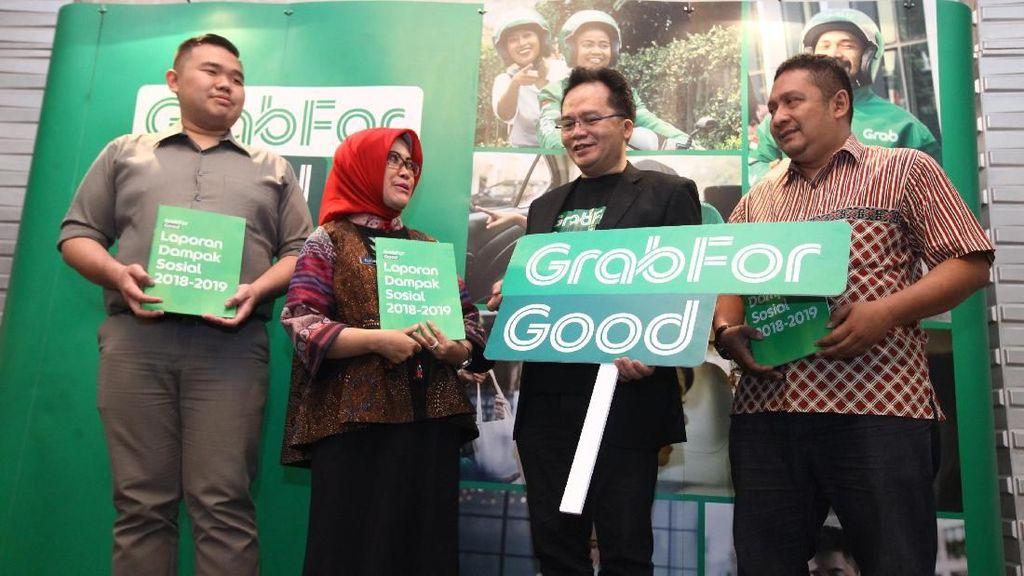 Grab Rekrut 700 Orang Disabilitas di Asia Tenggara Buat Jadi Mitra