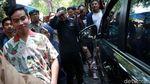 Usai Bertemu Megawati, Gibran Tinggalkan Teuku Umar