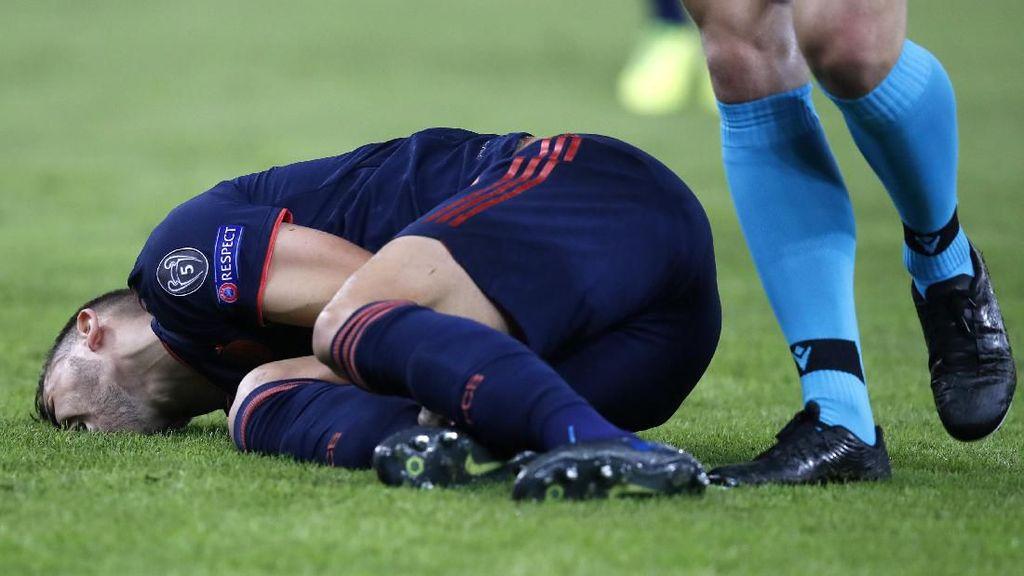Baru Sembuh, Lucas Hernandez Cedera Lagi dan Dioperasi