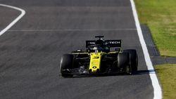 Renault Didiskualifikasi dari Hasil Formula 1 Jepang