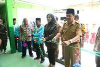 CT Arsa Bangun Madrasah Rusak Terdampak Tsunami di Lampung Selatan