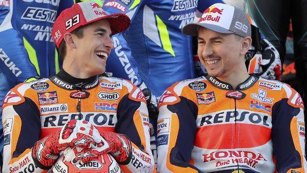 MotoGP Malaysia: Marquez Bisa Kembali Rusak Rekor Lorenzo