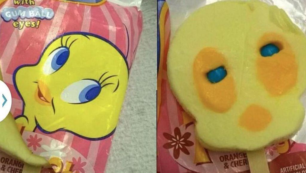 Meme Es Krim Bikinan Netizen, Bikin Baper dan Geleng-geleng