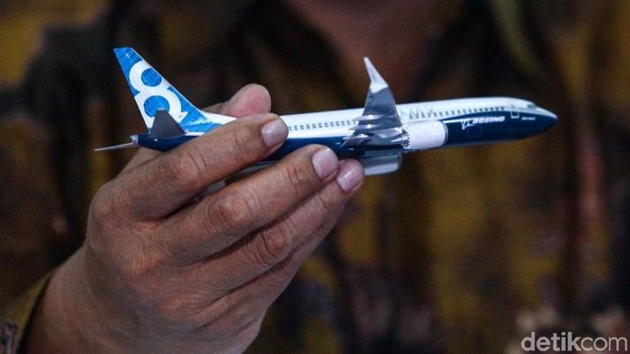 Ilustrasi Pesawat Lion Air (Rifkianto Nugroho/detikcom)