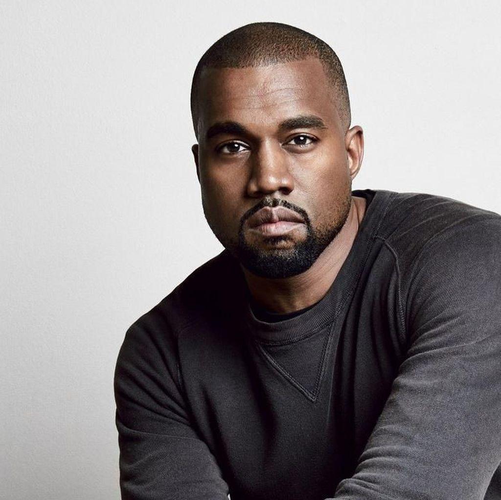 Kanye West Konser Dadakan di Penjara