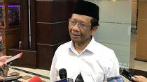 Ibunda Jokowi Wafat, Mahfud Md Ajak Umat Islam Salat Gaib dari Rumah