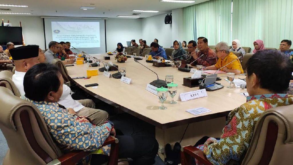 BPH Migas Kumpulkan Pemda dan Badan Usaha, Ini yang Dibahas