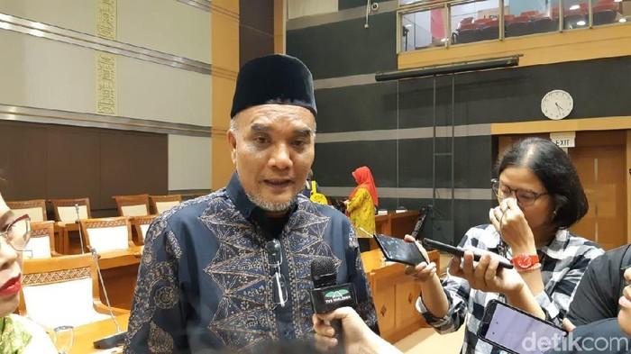 Politikus PKB Marwan Dasopang (Tsarina/detikcom)