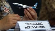 KNKT Beberkan Penyebab Jatuhnya Lion Air PK-LQP
