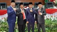 Momen Pelantikan Pimpinan DPRD Maluku