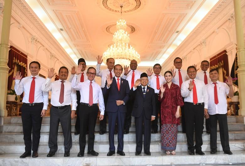 Moeldoko Ungkap Rencana Jokowi Tambah 6 Wamen, Kementerian Apa?
