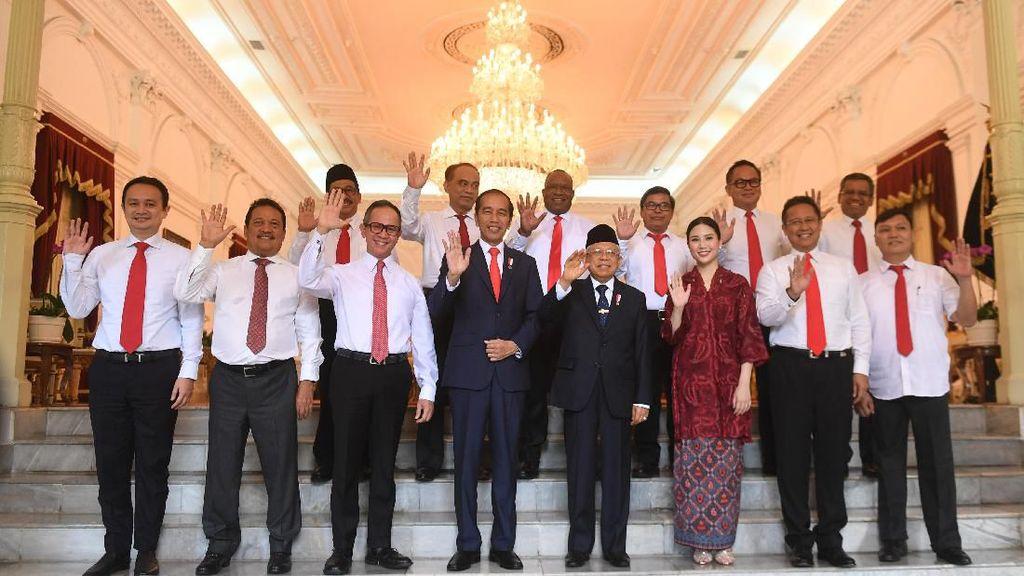 Jokowi Punya 12 Wamen, Pengamat: Tambah Daya Dobrak