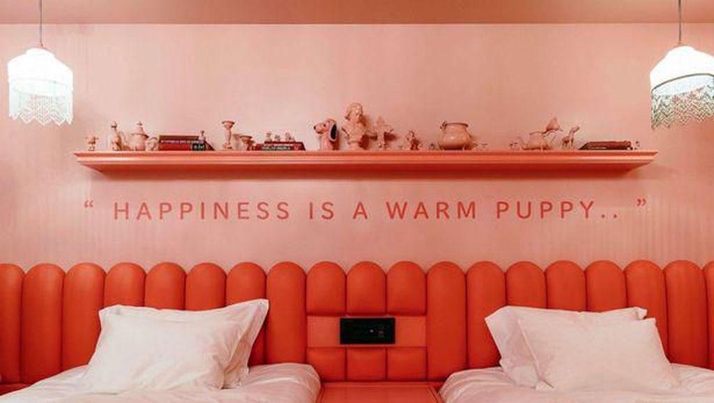 Foto: Gemas! Yuk Intip Hotel Snoopy