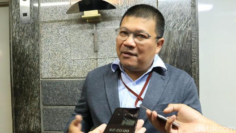 Sekretaris Utama Bekraf Restog Krisna Kusuma (Randy/detikcom)