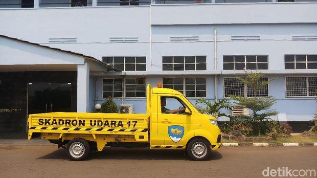 Dukung Industri Dalam Negeri, TNI AU Pakai Esemka Jadi Mobil Operasional