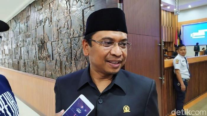 Ketua DPRD Kota Bandung Teddy Rusmawan.