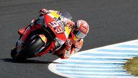 Tercepat di MotoGP Australia, Marquez Raih Kemenangan Ke-11 Musim Ini