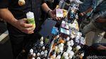 Bea Cukai Sita Jutaan Batang Rokok Ilegal