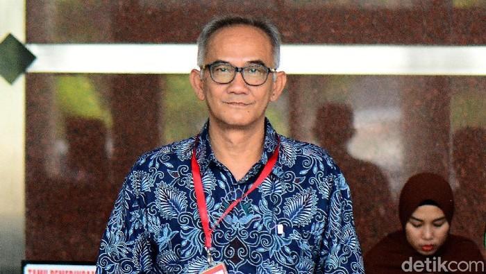 Sekjen Kemendag Oke Nurwan (Ari Saputra/detikcom)