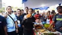 Melihat Lagi 5 Momen Kampanye Gemar Makan Ikan ala Susi Pudjiastuti