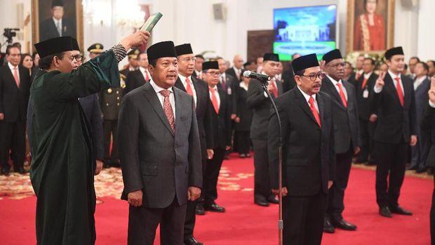 Tambah Wamen, Siasat Jokowi Redam Gejolak Koalisi