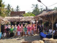 Mengenal Tradisi Nyuguh di Kampung Adat Kuta Ciamis
