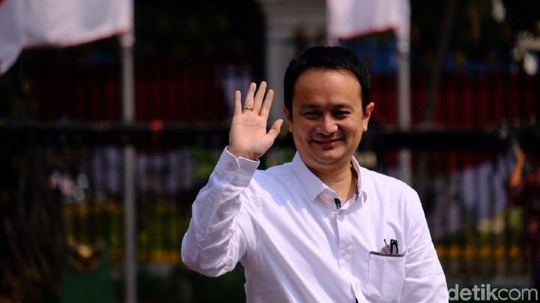 Politikus Golkar Jerry Sambuaga Jadi Wamendag