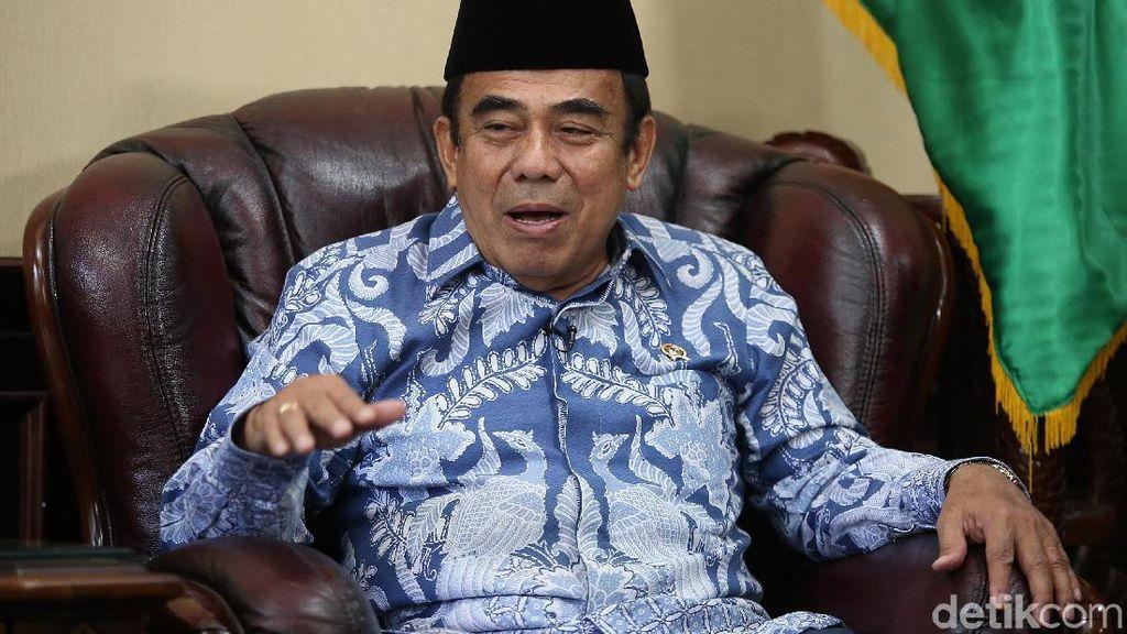 PDIP Puji Menag yang Lempar Isu Cadar-Celana Cingkrang
